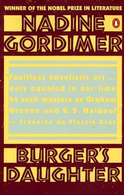 Burger's Daughter By Gordimer, Nadine