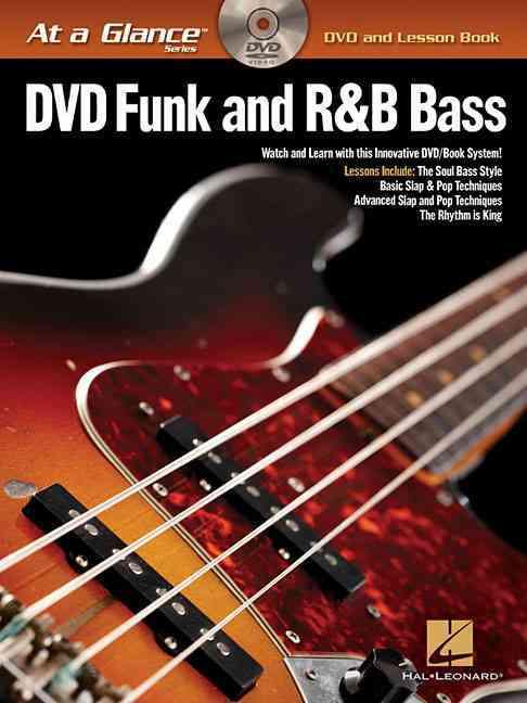 Funk and R&b Bass By Hal Leonard Publishing Corporation (COR)